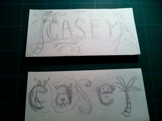 Thumbnails of Casey Name