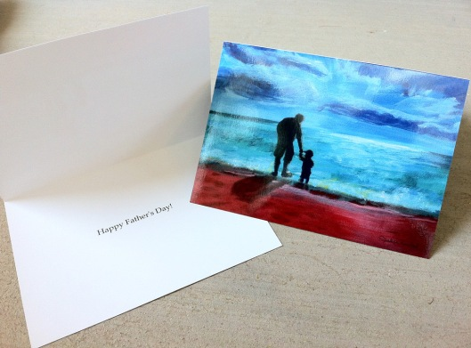 Father's Day Greeting Cards by Julie Originals