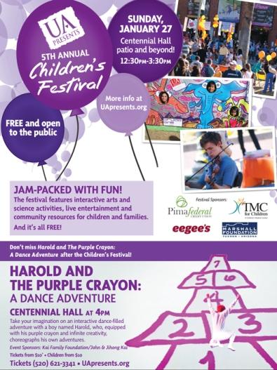 UA Present Children's Festival