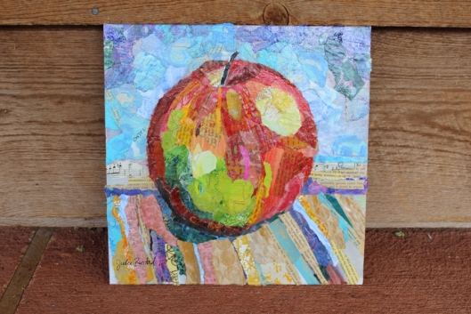 """Sedona Apple"" by Julie Rustad"
