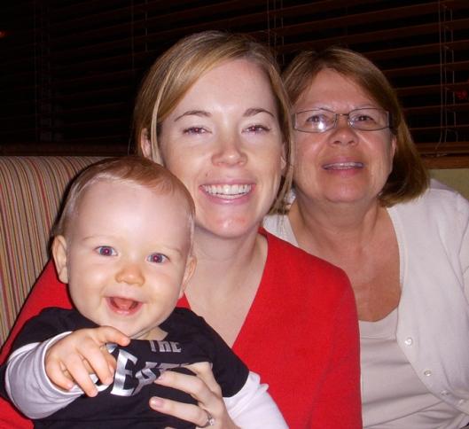 Syver, Julie & Nana
