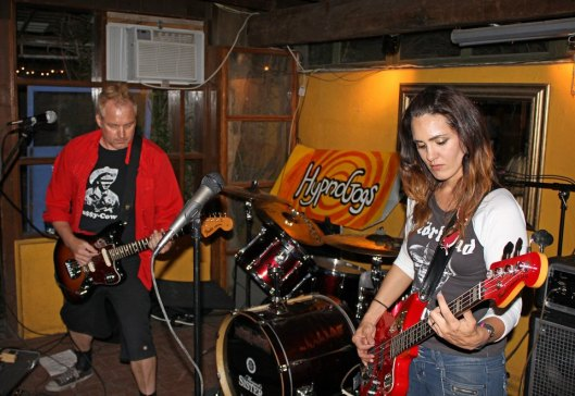 Jon and Amy of the HypnoGogs